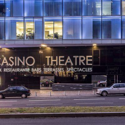 Mirawall Hotel Casino Lucien Barriere de Lille 1