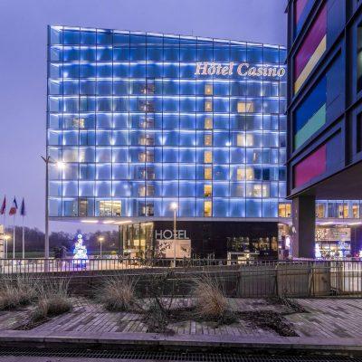 Mirawall Hotel Casino Lucien Barriere de Lille 2