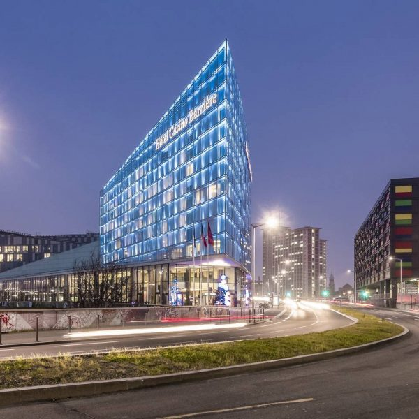 Hôtel Casino Lucien Barrière à Lille