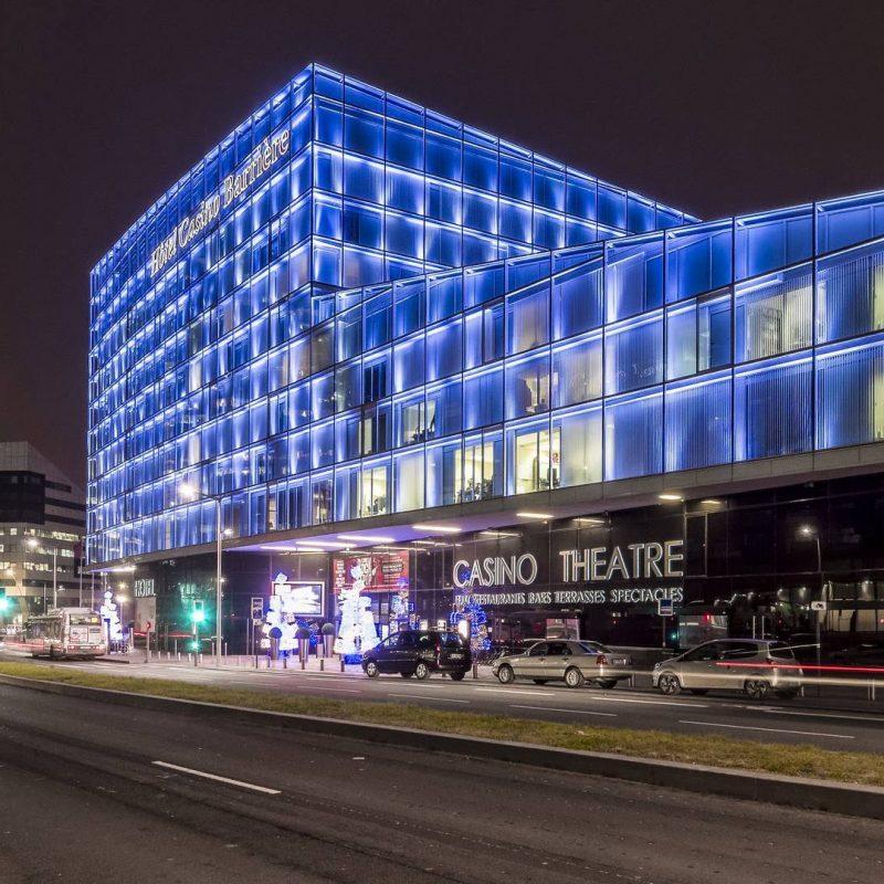 Mirawall Hotel Casino Lucien Barriere de Lille 4