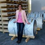 Caroline, Responsable Logistique à Miralu