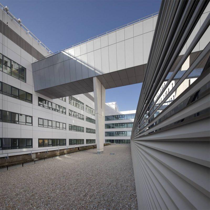 Mirabuild au CHI de Villeneuve Saint George 1