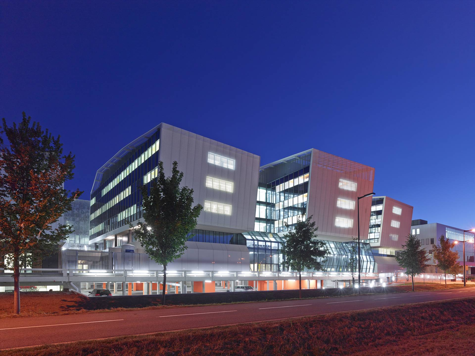 INSERM cancer research centre – Toulouse