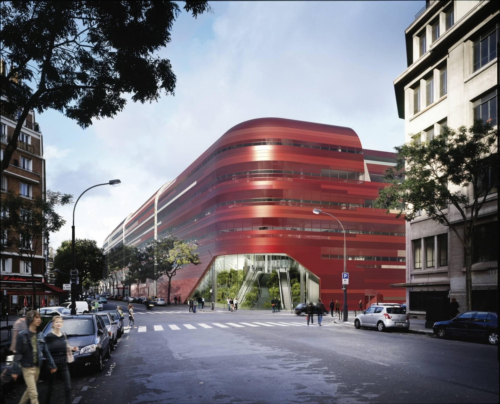 Immeuble Le Garance à Paris