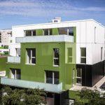 Mirawall pour logements labellisés Passive House 2