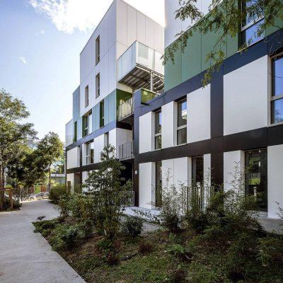Mirawall pour logements labellisés Passive House 3