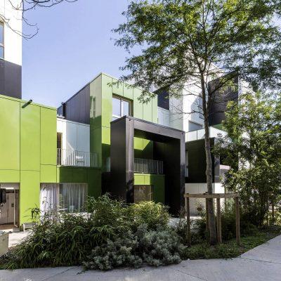 Mirawall pour logements labellisés Passive House 4