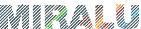 MIRALU small transparent logo