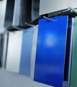 Aluminium Mirabuild en finition nacrée ou structurée